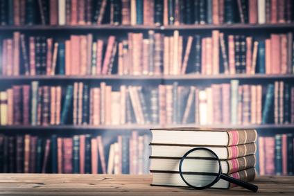 本を読み、知識や語彙力を身につける