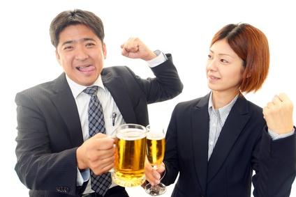 上司との飲み